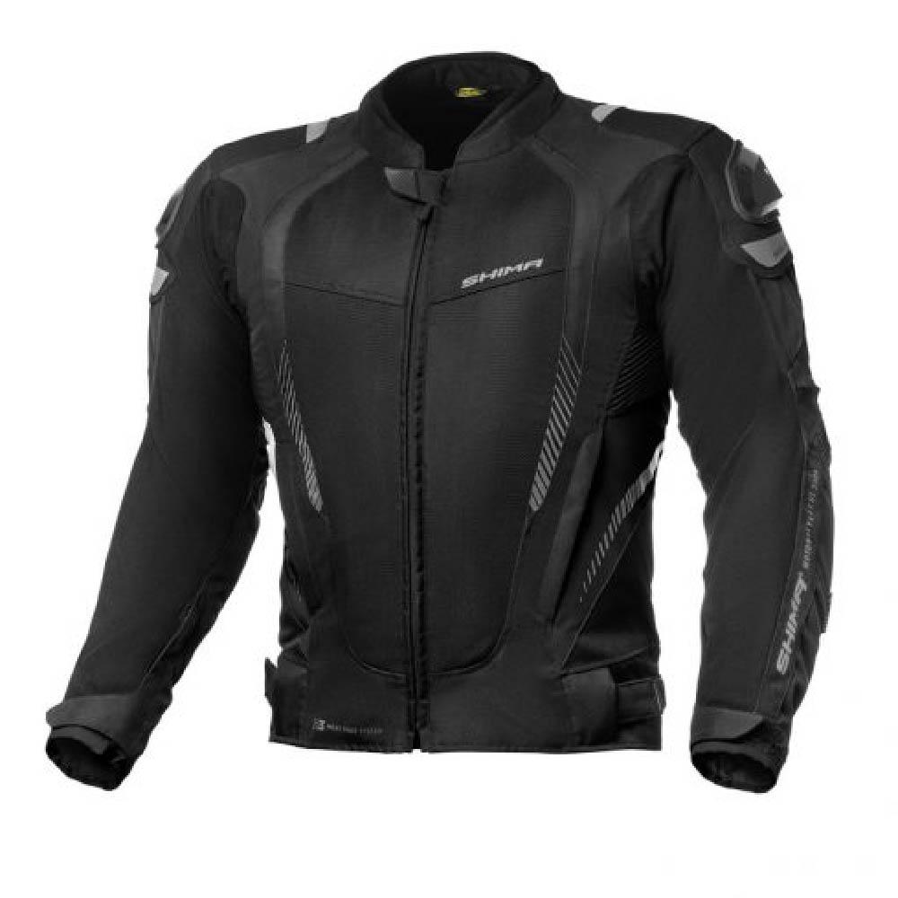 Куртка текстильная SHIMA MESH PRO цвет чёрный купить по низкой цене