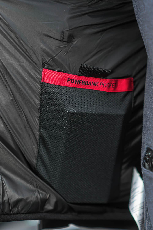 Жилет SHIMA POWERHEAT VEST утепляющий для мотоциклистов вид кармана купить по низкой цене