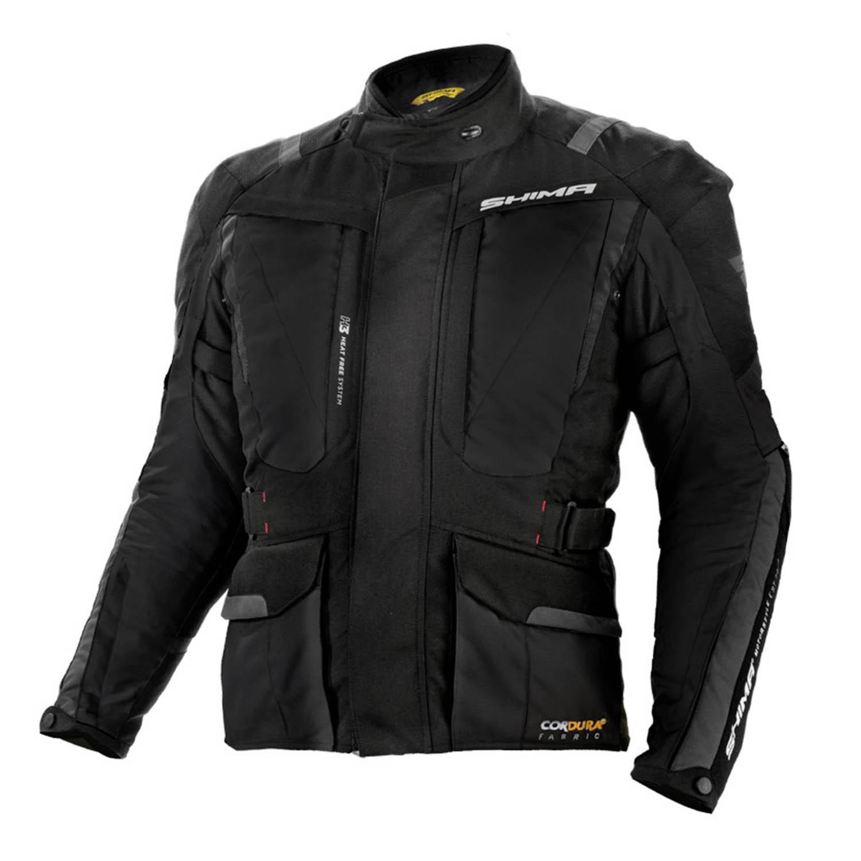 Туристическая куртка SHIMA HERO из текстиля для мотоциклистов купить по низкой цене