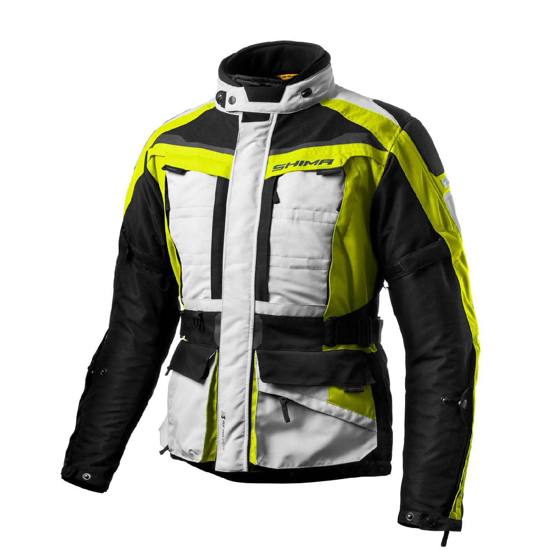 Туристическая куртка SHIMA HORIZON из текстиля для мотоциклистов купить по низкой цене