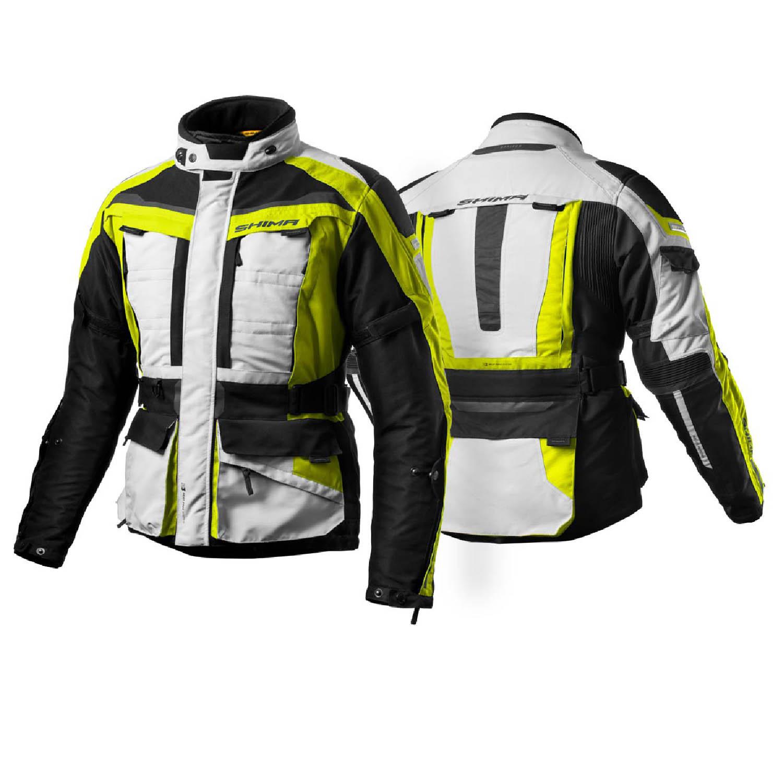 Jachetă turistică SHIMA HORIZON из текстиля для мотоциклистов вид пара купить по низкой цене