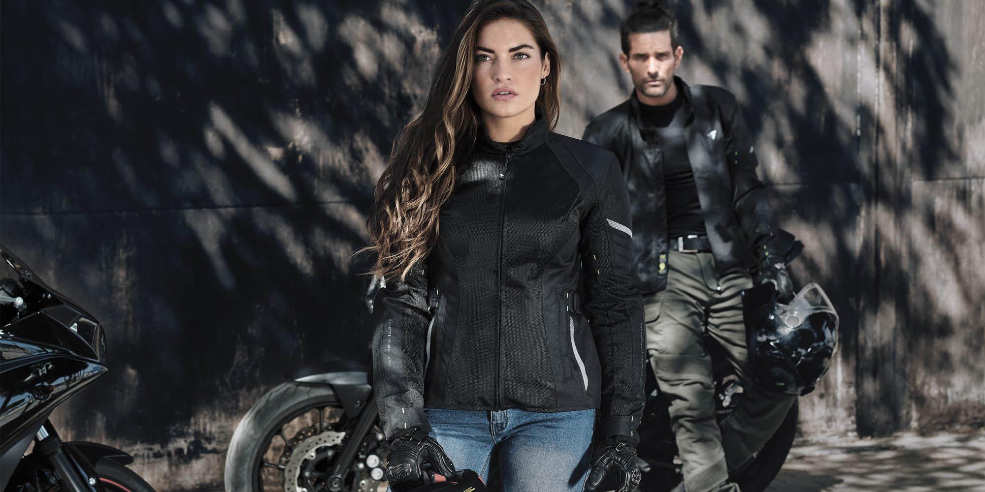 Женская куртка SHIMA JET LADY текстильная для мотоциклистов баннер купить по низкой цене