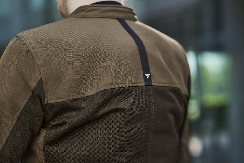 Летняя куртка SHIMA OPENAIR текстильная для мотоциклистов вид логотип купить по низкой цене