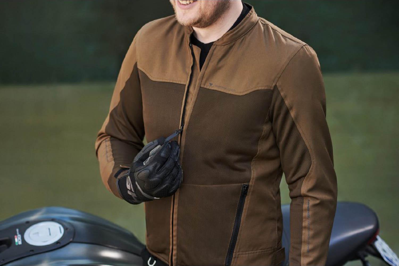 Летняя куртка SHIMA OPENAIR текстильная для мотоциклистов вид молния-застёжка купить по низкой цене