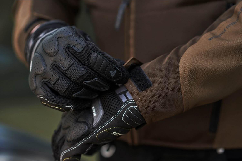 Летняя куртка SHIMA OPENAIR текстильная для мотоциклистов вид застёжка-липучка купить по низкой цене