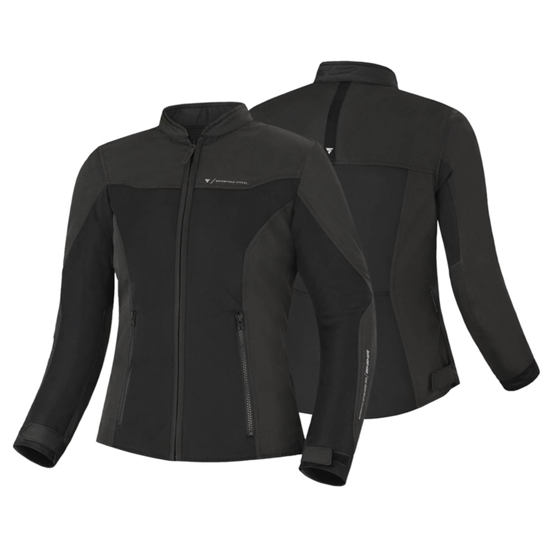 Женская куртка SHIMA OPENAIR LADY текстильная для мотоциклистов вид пара купить по низкой цене