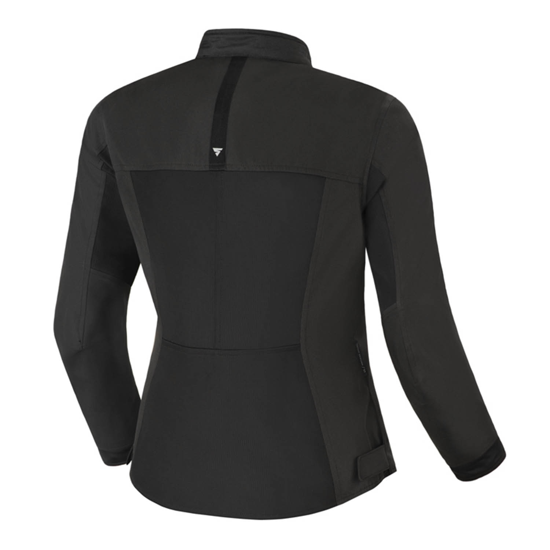 Женская куртка SHIMA OPENAIR LADY текстильная для мотоциклистов вид сзади купить по низкой цене