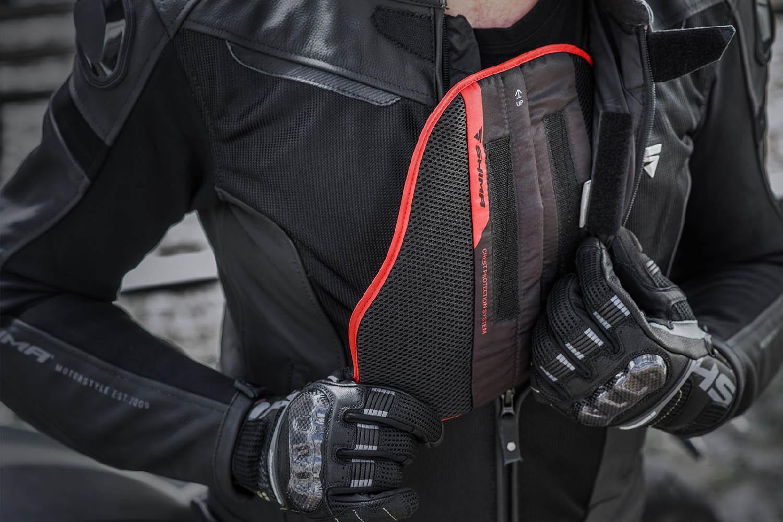 Спортивная куртка SHIMA PISTON кожано-текстильная для мотоциклистов вид защита купить по низкой цене