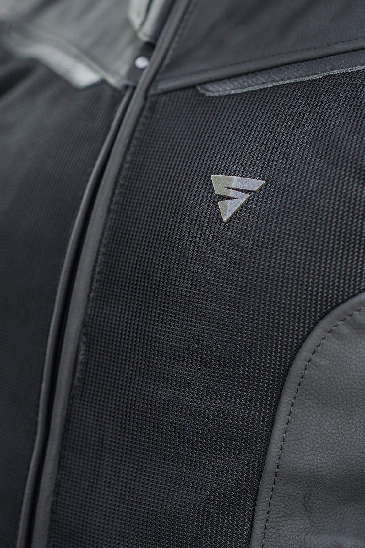 Спортивная куртка SHIMA PISTON кожано-текстильная для мотоциклистов вид сетка купить по низкой цене