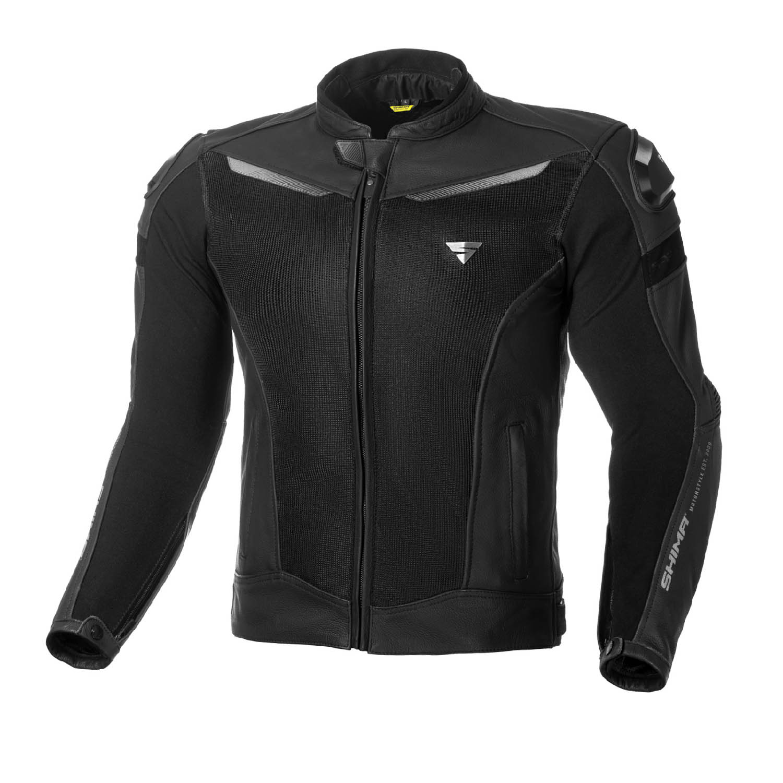 Jachetă de sport SHIMA PISTON кожано-текстильная для мотоциклистов купить по низкой цене