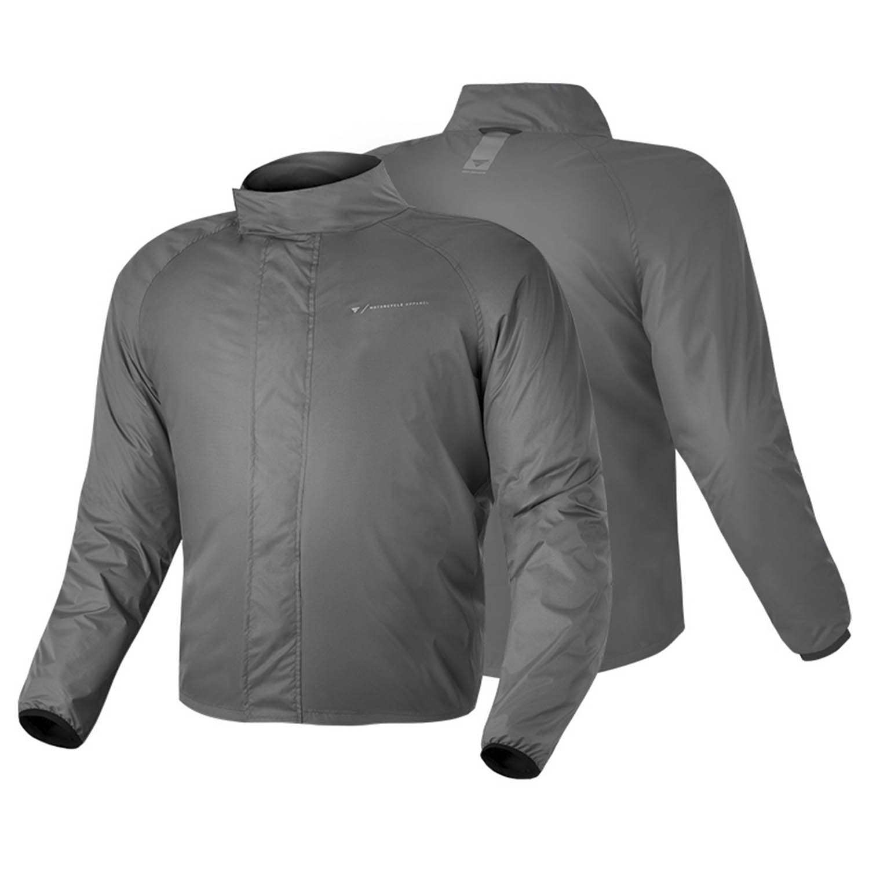 Водонепроницаемая куртка SHIMA RAINSHELL для мотоциклистов, вид пара купить по низкой цене