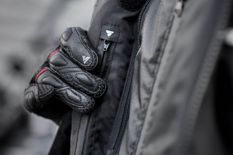Туристическая куртка SHIMA RUSH текстильная для мотоциклистов, вид карман купить по низкой цене