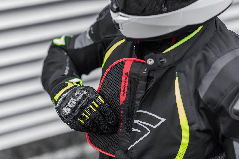Спортивная куртка SHIMA SOLID PRO текстильная для мотоциклистов вид защита купить по низкой цене