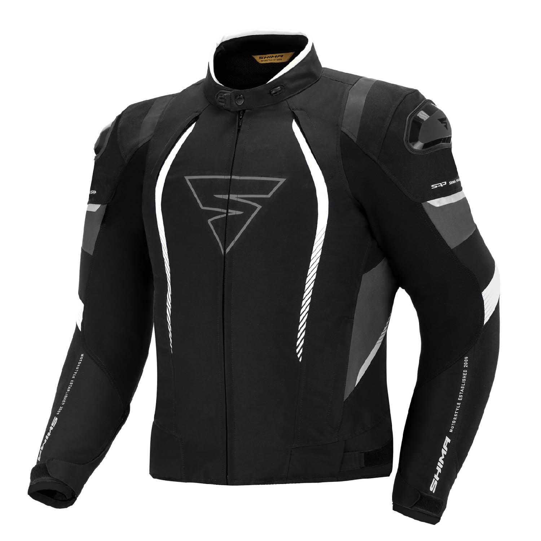 Спортивная куртка SHIMA SOLID PRO текстильная для мотоциклистов купить по низкой цене