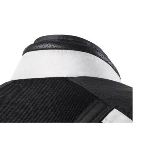Спортивная куртка SHIMA X-MESH текстильная для мотоциклистов вид воротник купить по низкой цене