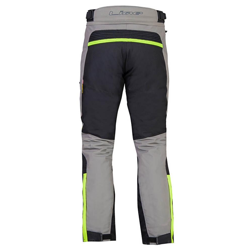Pantaloni textile MBW BERET GREEN вид сзади купить по низкой цене