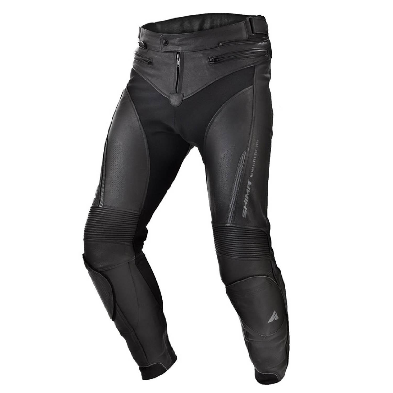 Мотоциклетные штаны SHIMA CHASE TROUSERS из кожи купить по низкой цене