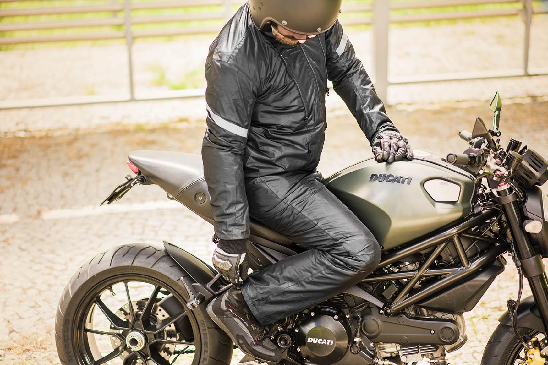 Мотоциклетные штаны SHIMA JET TROUSERS из текстиля вид дождевик купить по низкой цене