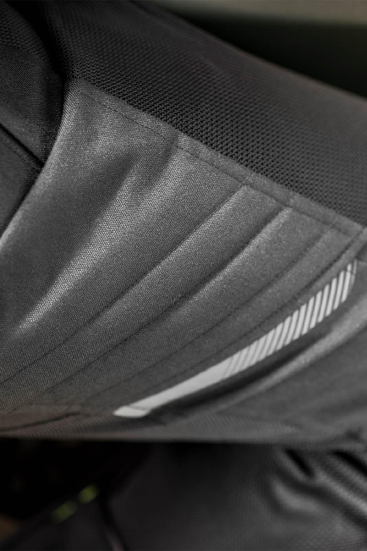 Мотоциклетные штаны SHIMA JET TROUSERS из текстиля вид сетка купить по низкой цене