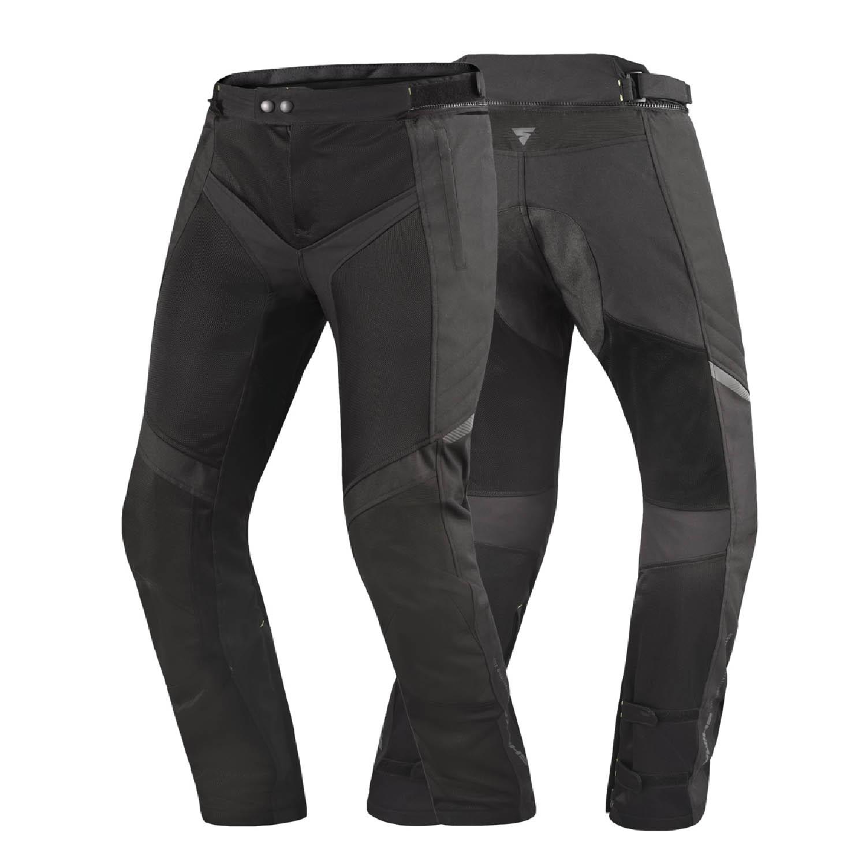 Мотоциклетные штаны SHIMA JET TROUSERS из текстиля вид пара купить по низкой цене