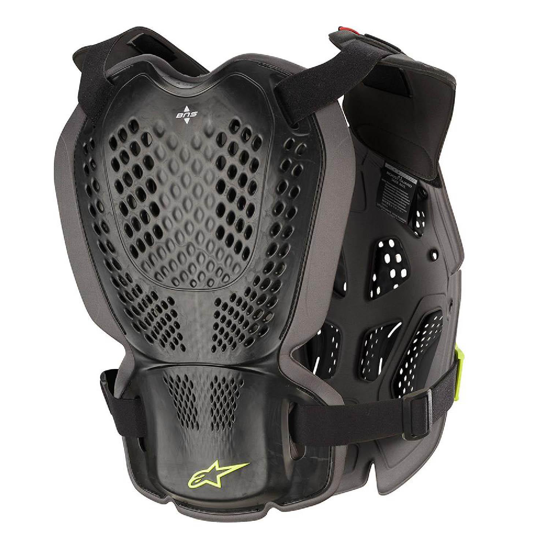 Защита спины и груди ALPINESTARS A-1 PLUS CHEST PROTECTOR вид сзади купить по низкой цене