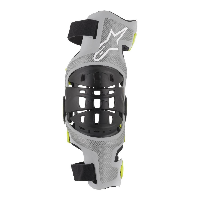 Защита для колен ALPINESTARS BIONIC-7 KNEE BRACE SET вид справа купить по низкой цене