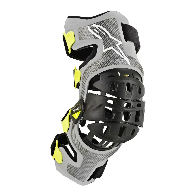 Защита для колен ALPINESTARS BIONIC-7 KNEE BRACE SET купить по низкой цене