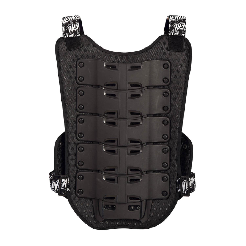 Защита спины и груди O'NEAL HOLESHOT CHEST PROTECTOR короткая вид сзади купить по низкой цене