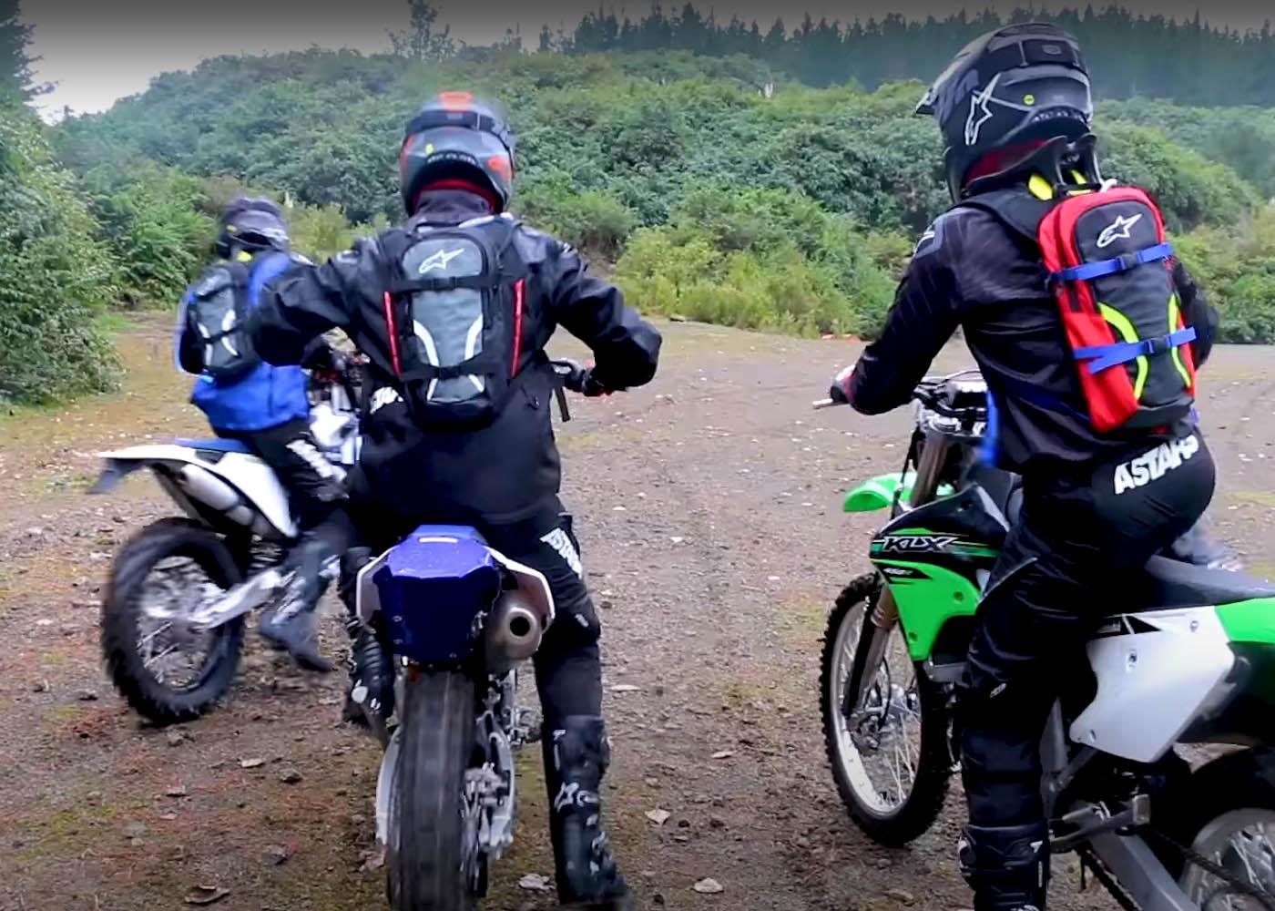 Рюкзак для мотоциклиста ALPINESTARS IGUANA HYDRATION BACKPACK в лесу купить по низкой цене
