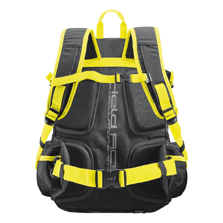 Рюкзак для мотоциклиста HELD POWER-BAG BACKPACK вид сзади купить по низкой цене