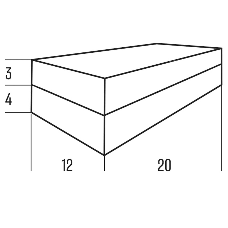 Поясная сумка на бензобак HELD TINY XXL размеры по низкой цене