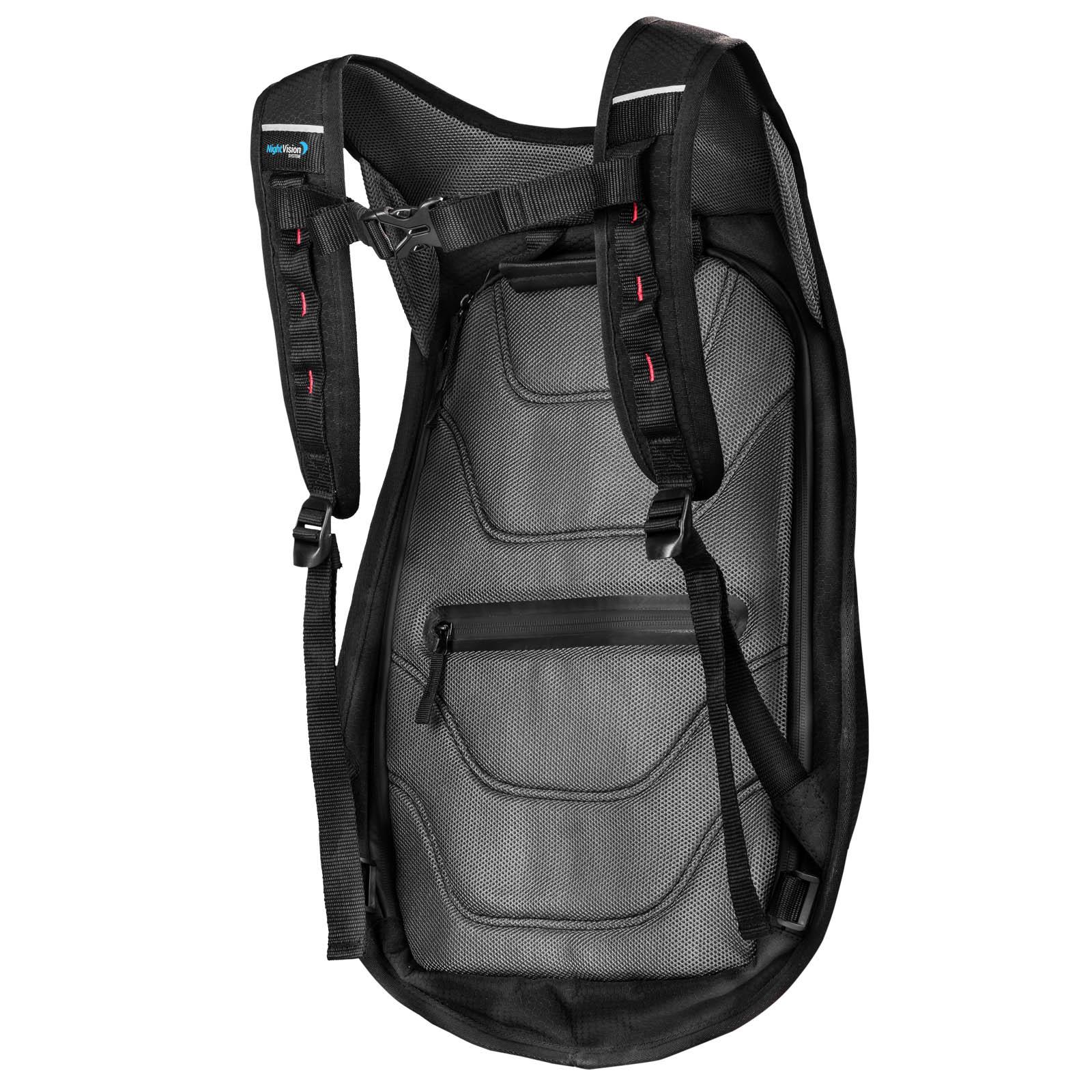 Рюкзак мотоциклетный AYRO BACKPACK вид сзади купить по низкой ценеAyro Backpack