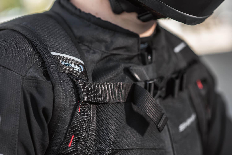 Рюкзак мотоциклетный Ayro Backpack вид застёжка купить по низкой цене