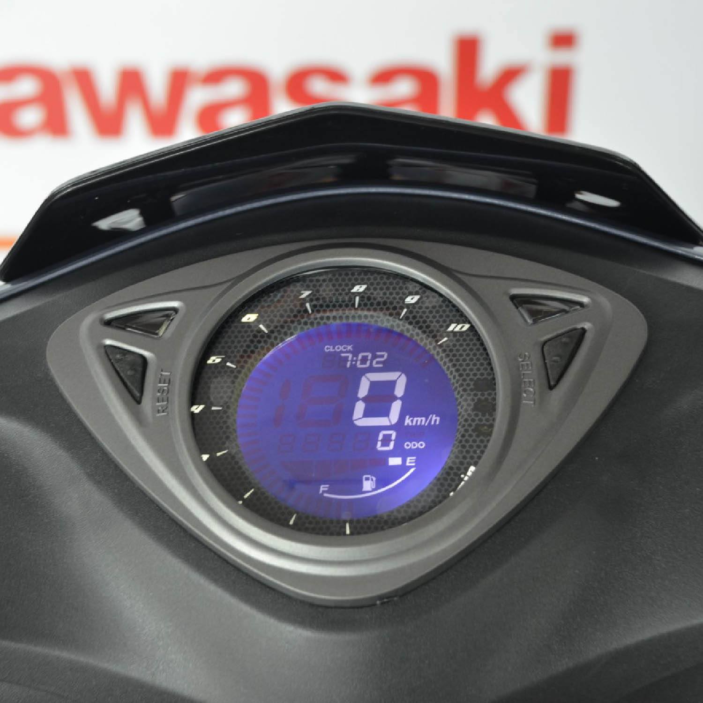 Scuter WOLF MOTOR FLASH вид приборная панель купить по низкой цене